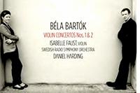 Concert «Bartok à Stockholm»