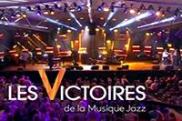 Les Victoires du Jazz 2014, 2015, 2016