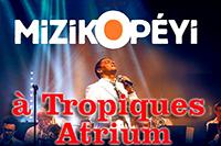 MizikOpéyi à Tropiques Atrium (2019)