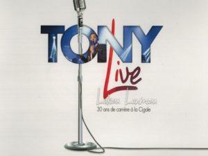 Concert «Tony Chasseur à la Cigale : 30 ans de carrière»