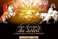 Spectacle «Les Chevaux du Soleil»