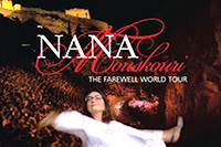 Concert Nana Mouskouri « The farewell world tour »
