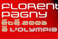 Florent Pagny à l'olympia