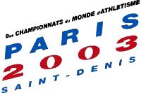 9èmes Championnats du Monde d'Athlétisme