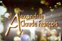 D'Alexandrie à Claude François