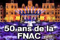 Concert «50 ans de la FNAC»
