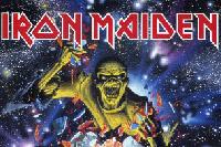 Concert «Iron Maiden Parc des Princes»