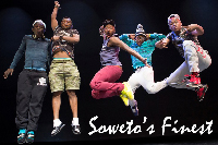 Spectacle « Soweto Finest »