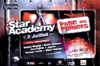 La Star Academy au Parc des Princes