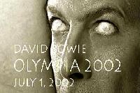 Bowie, Olympia 2002